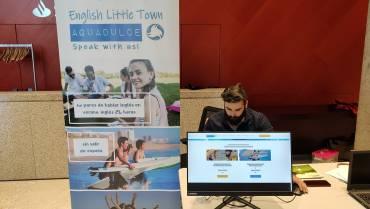 English Little Town en el Banco de Santander