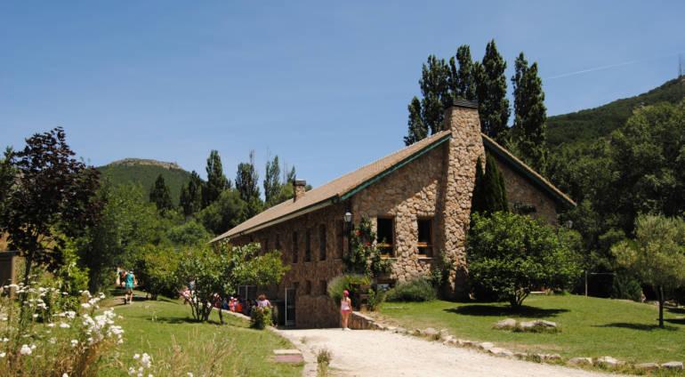 Valle Abedules y el Parque Nacional de Guadarrama